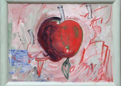 Acryl_LW, 95 x 72 cm, 12-Apfelseiten-13