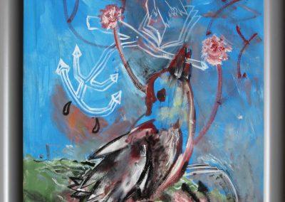 Acryl_LW, 107 x 82 cm, Gedichtschatten-15