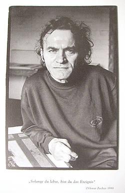 Portrait Othmar Zechyr