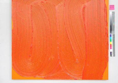 Acryl auf Leinwand, 150 x 150