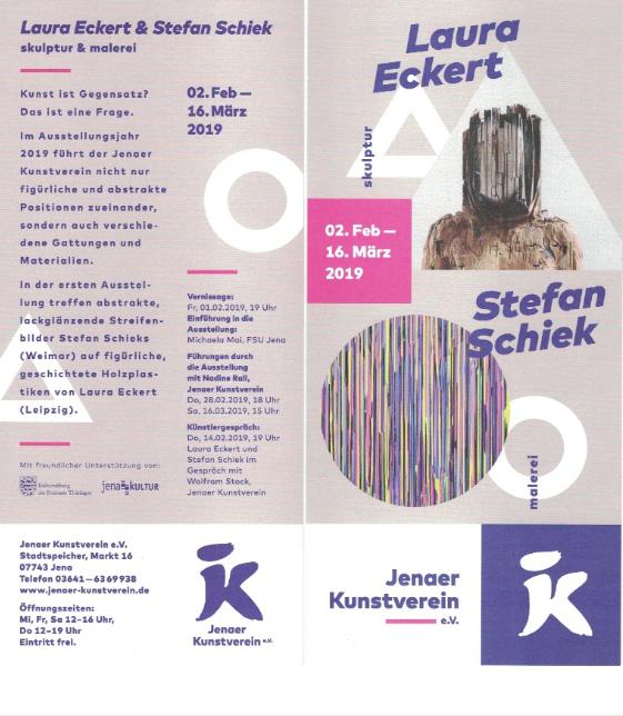Laura Eckert &Stefan Schiek