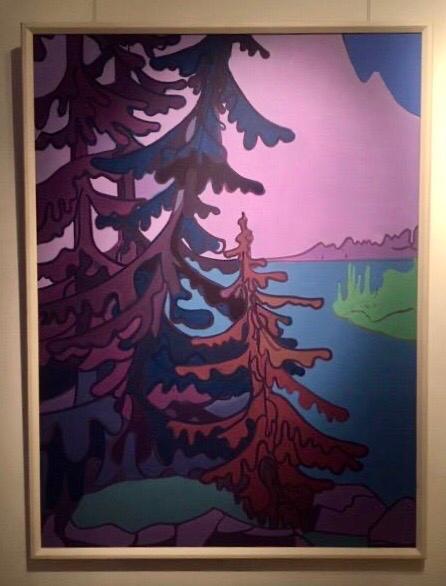 o.T, Öl auf Leinwand, 175 x 130 cm